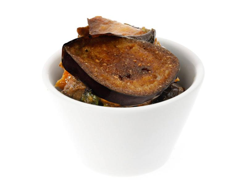 exotic eggplant