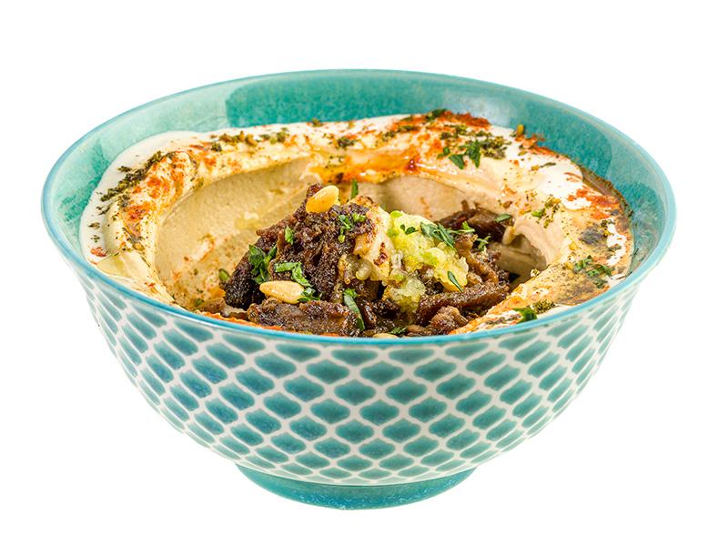 Special Humus bowl